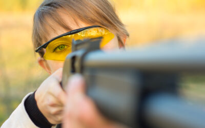 Protecting Your Eyes When Hunting & Shooting